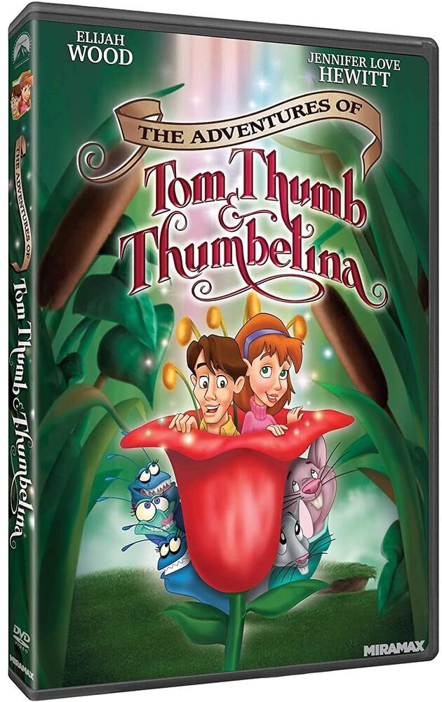 - Adventures Of Tom Thumb & Thumbelina / (Full Amar)