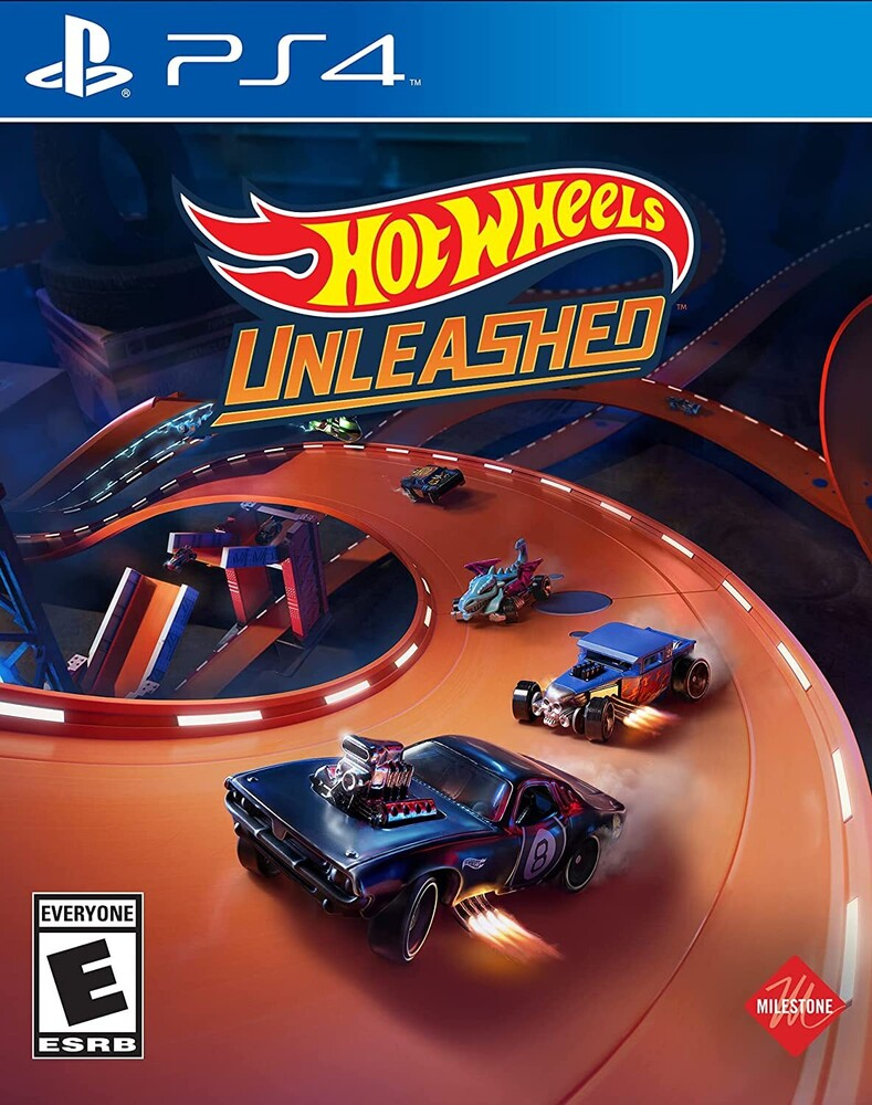 Ps4 Hot Wheels Unleashed - Ps4 Hot Wheels Unleashed