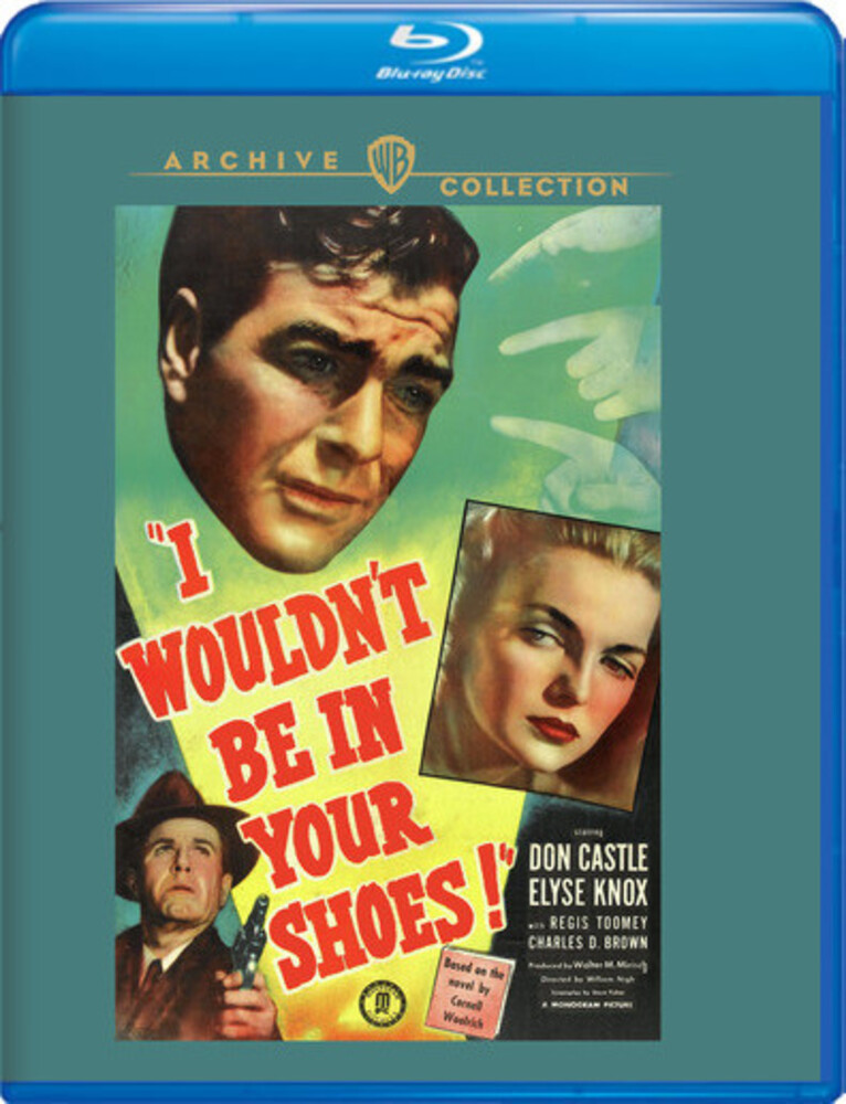 I Wouldn't Be in Your Shoes - I Wouldn't Be In Your Shoes / (Mod Mono)