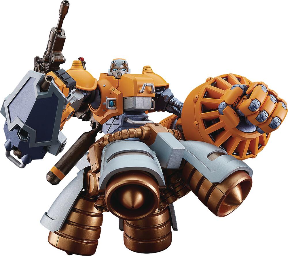 - Cyberbots Full Metal Moderoid B-Riot Mdl Kit (Fig)