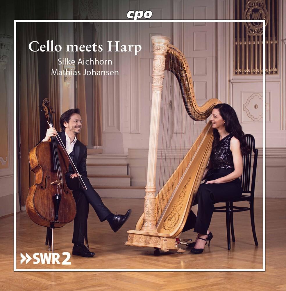 Cello Meets Harp / Various - Cello Meets Harp / Various
