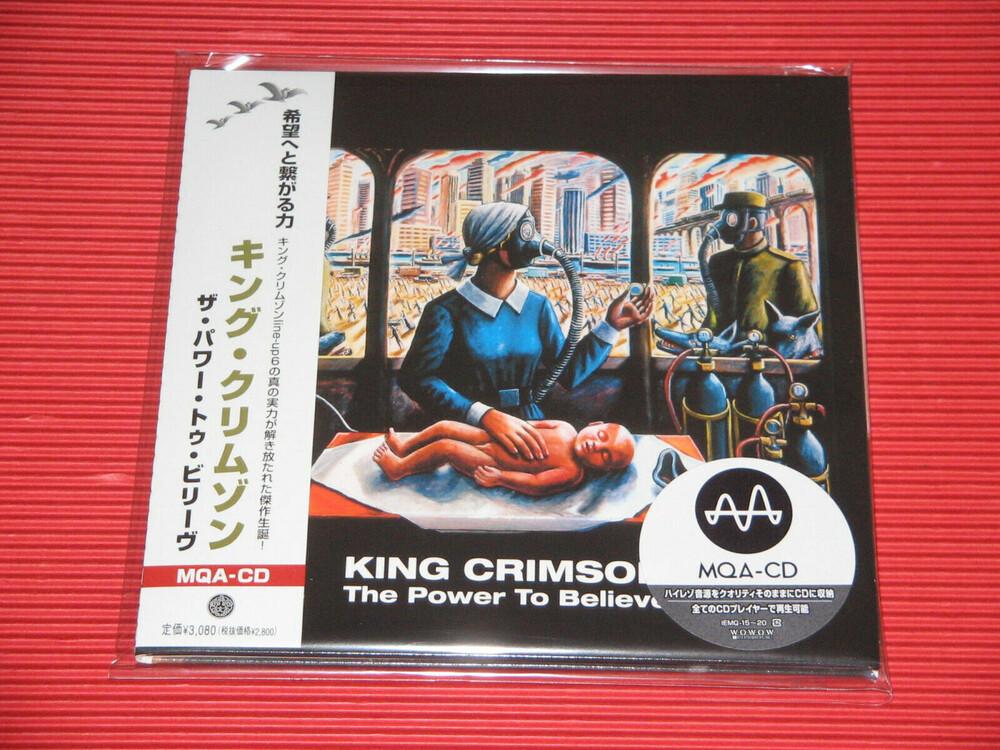 King Crimson - Power To Believe (Bonus Track) (Jmlp) (Mqa) [Remastered]