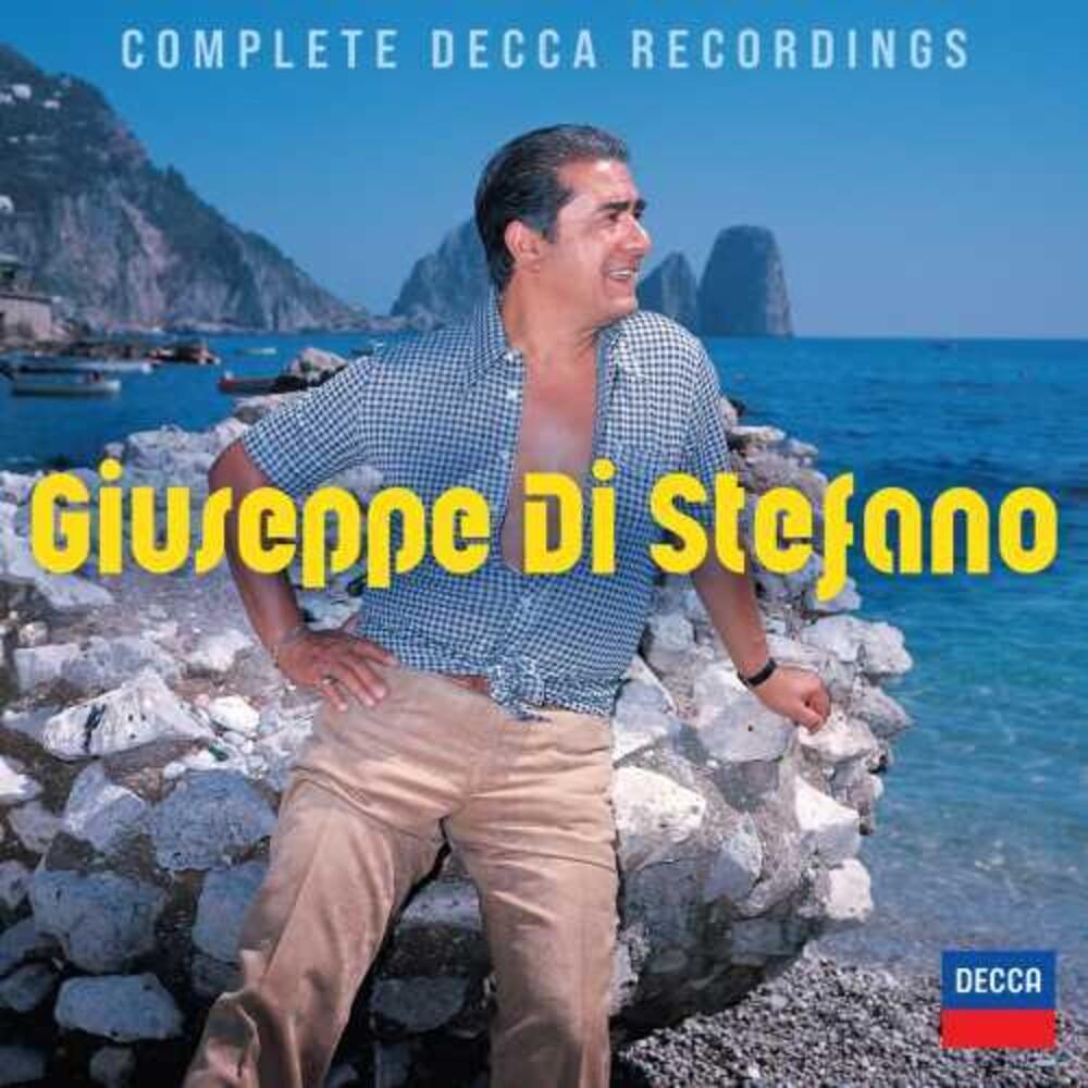 Di Giuseppe Stefano - Giuseppe Di Stefano - Complete Decca Recordings