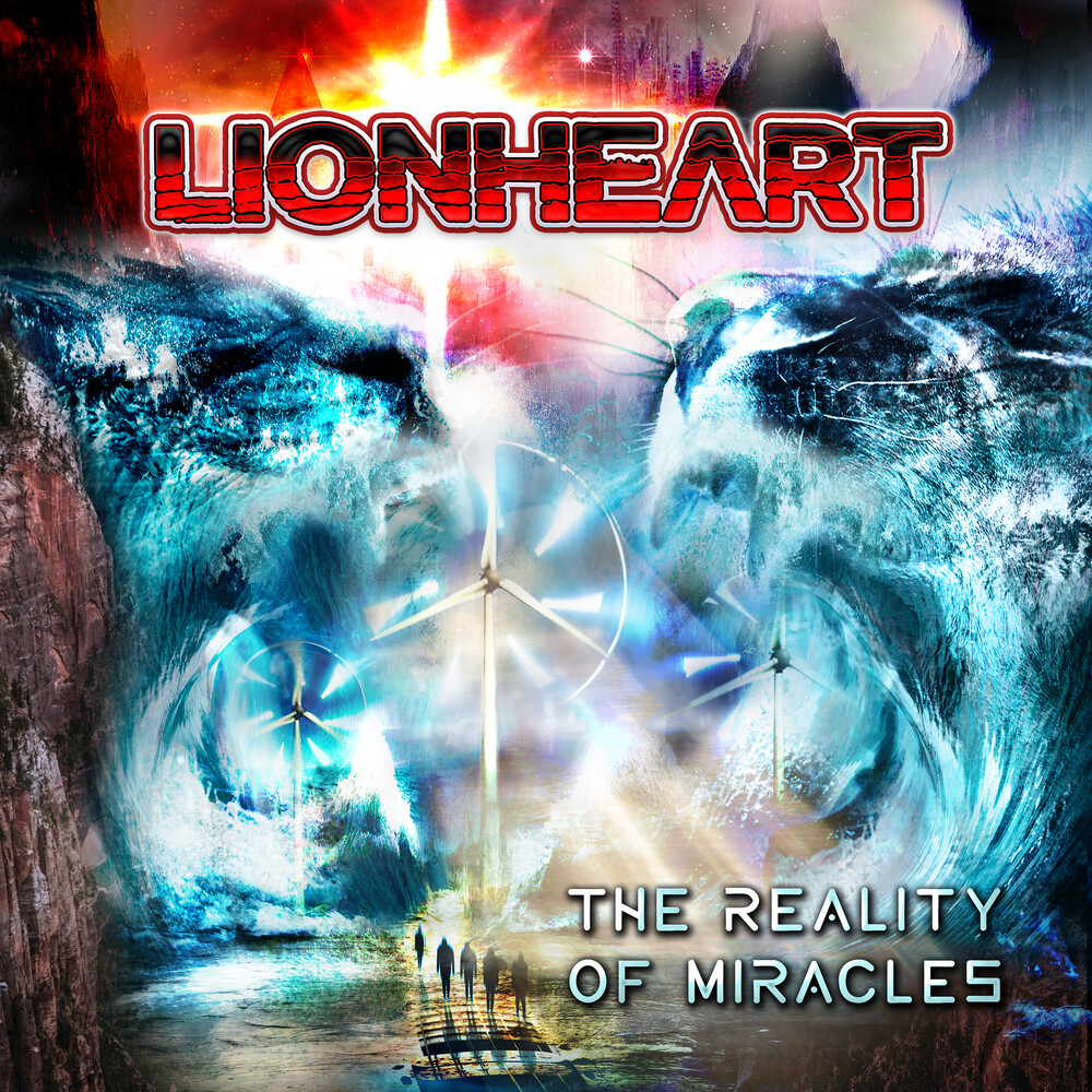 Lionheart - Reality Of Miracles (Purple Vinyl) [Colored Vinyl] (Gate)