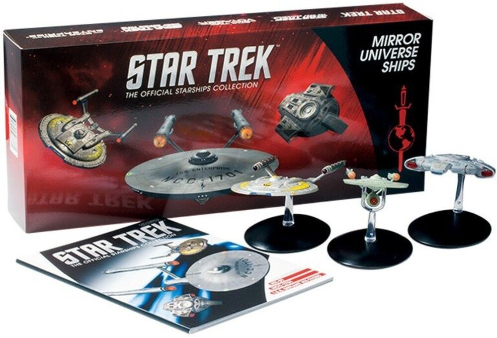 Star Trek Starships - Star Trek Starships - Star Trek Mirror Universe Bo