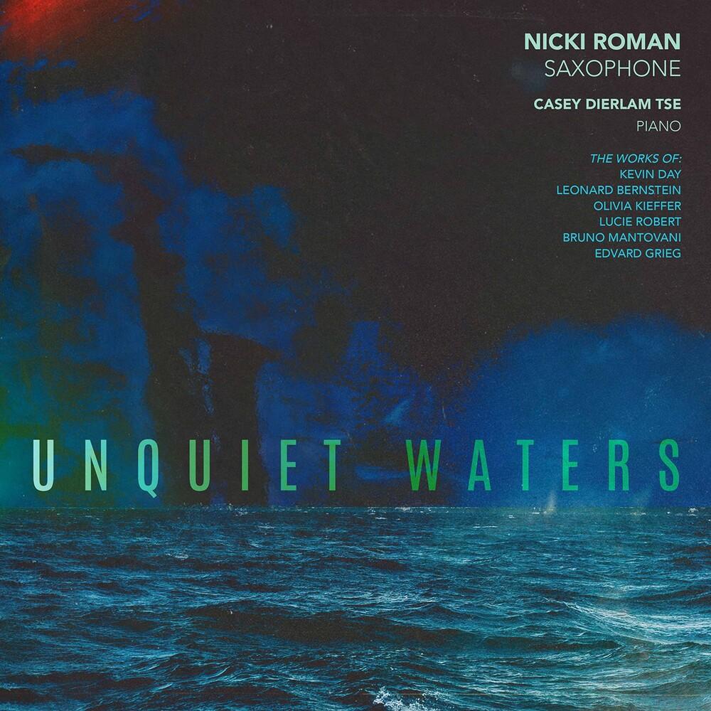 Bernstein / Roman / Tse - Unquiet Waters