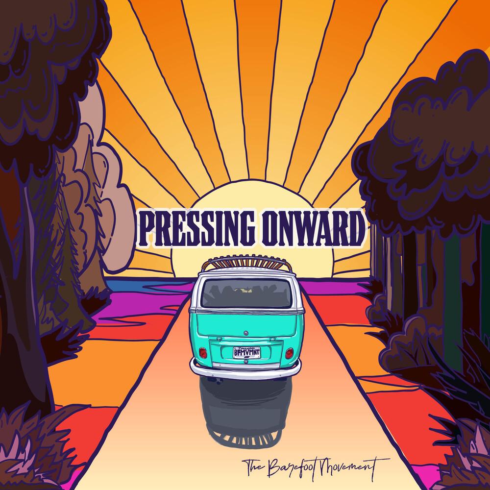 Barefoot Movement - Pressing Onward