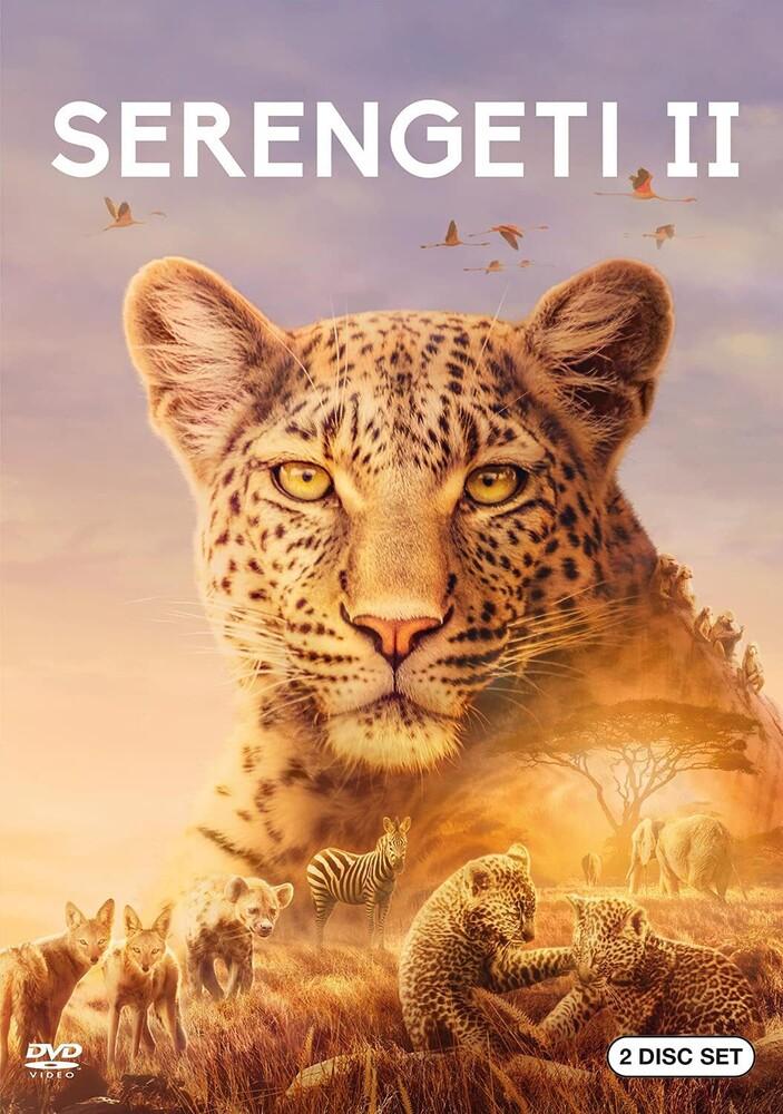 Serengeti II - Serengeti Ii (2pc) / (2pk)
