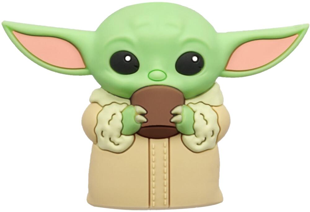 Star Wars: The Mandalorian - Child 3D Foam Magnet - Star Wars: The Mandalorian - Child 3d Foam Magnet