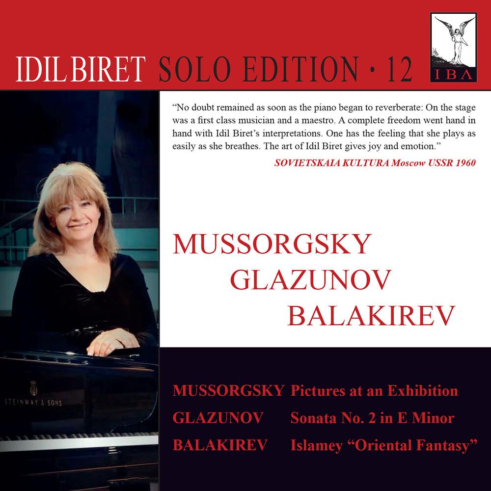 Balakirev / Idel Biret - Idel Biret Solo Edition 12