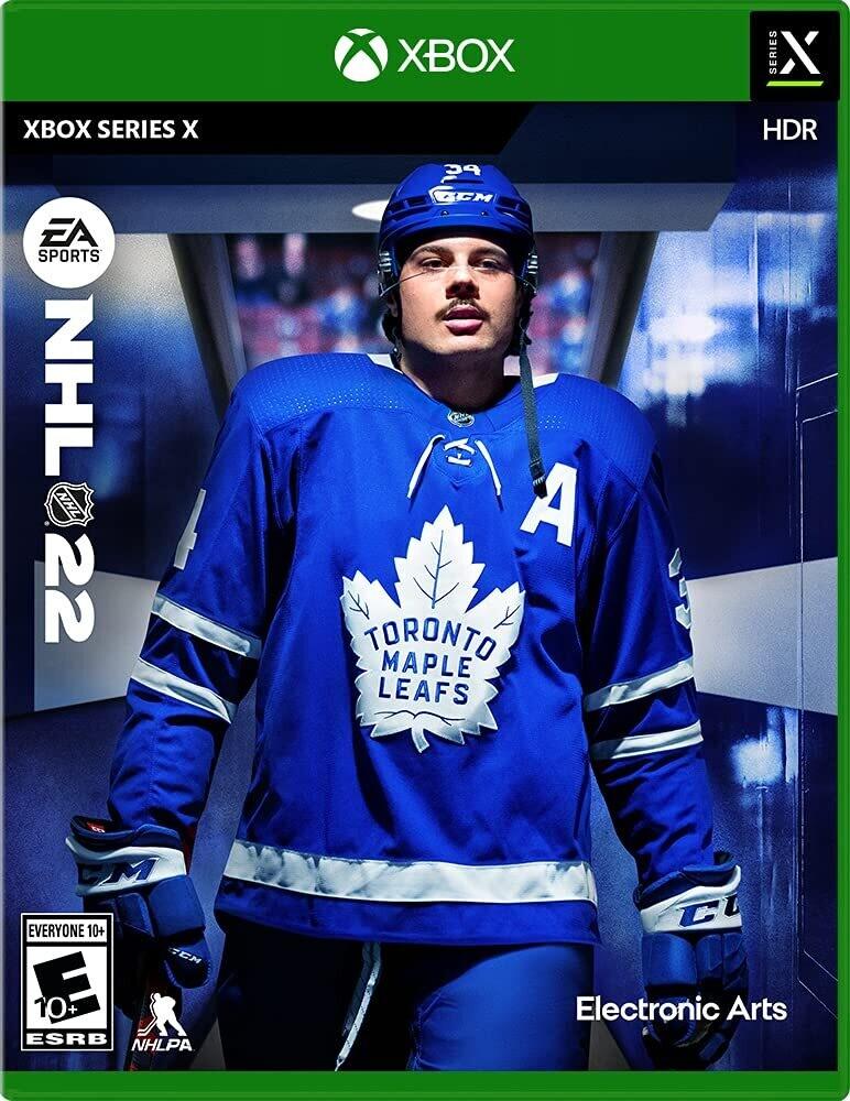 Xbx NHL 22 - Xbx Nhl 22