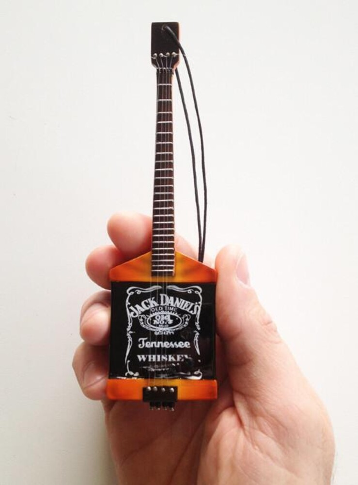 Michael Anthony Van Halen Jd 6 in Bass Ornament - Michael Anthony Van Halen Jd 6 In Bass Ornament