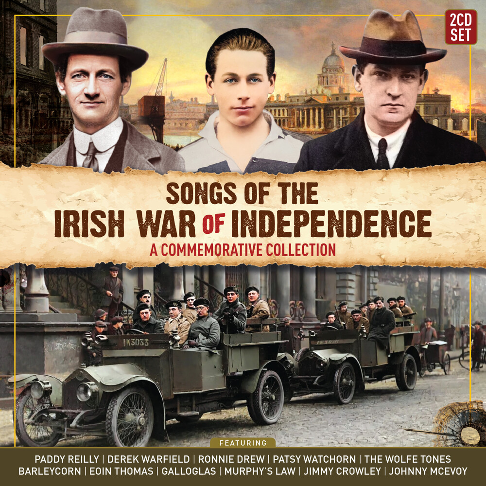 Various Artists - Songs Of The Irish War Of Independence: A Commemorative Collection Various Artists)