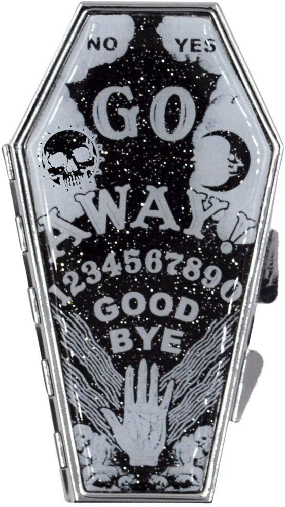 Go Away Ouija Coffin Compact - Go Away Ouija Coffin Compact (Clcb)