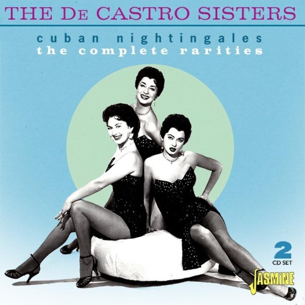 De Castro Sisters - Cuban Nightingales Complete Rarities (Uk)