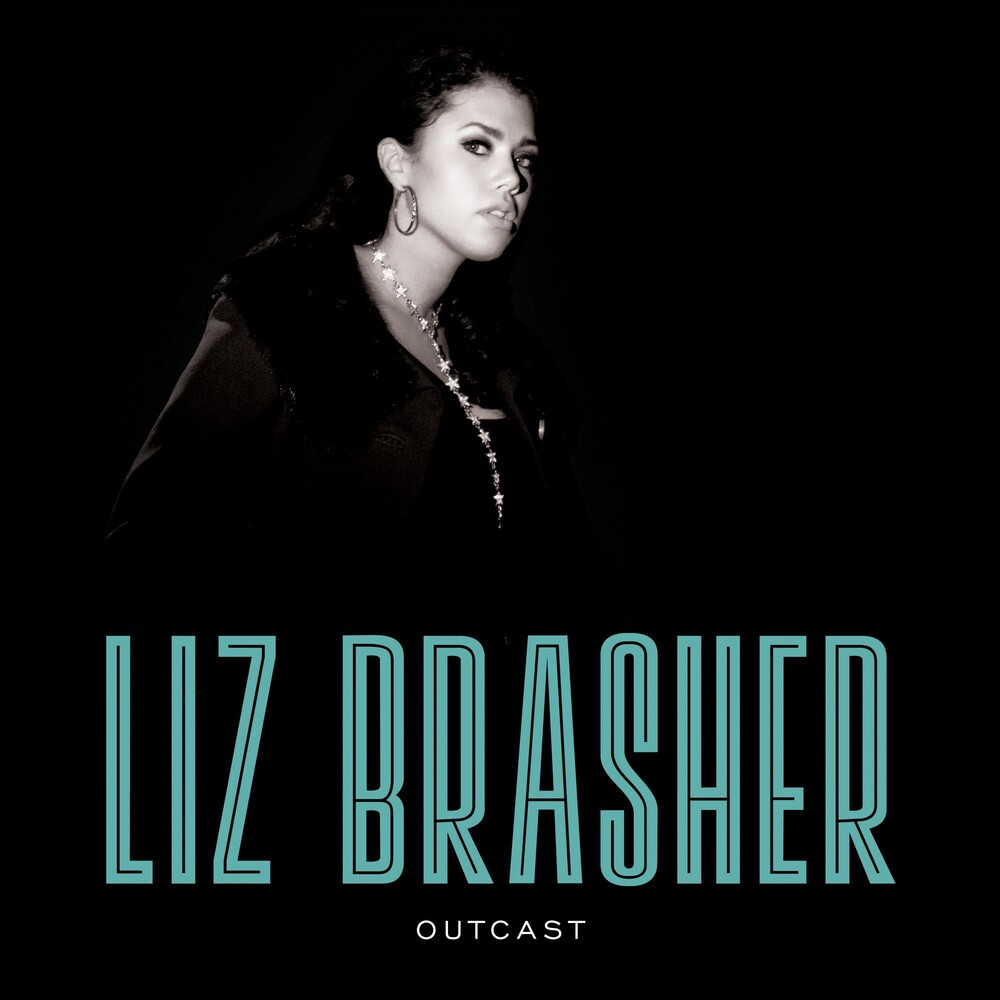 Liz Brasher - Outcast EP