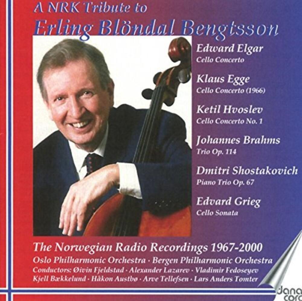 Brahms - Norwegian Radio