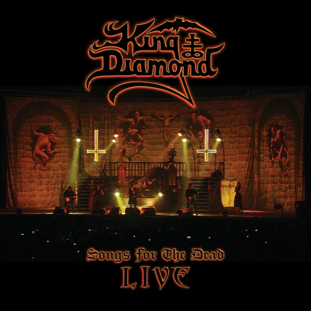 King Diamond - Songs For The Dead Live [CD+2DVD]