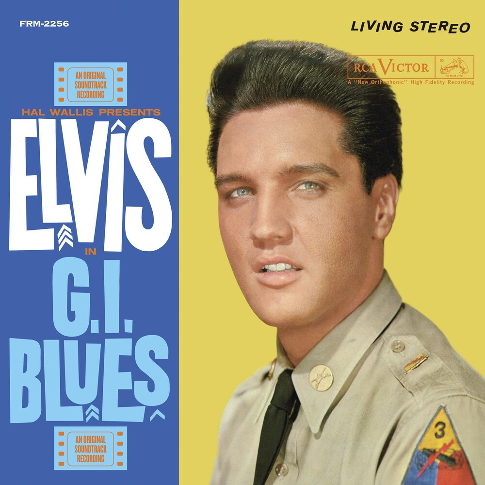Elvis Presley - G.I. Blues [Limited Anniversary Edition Yellow Audiophile LP]