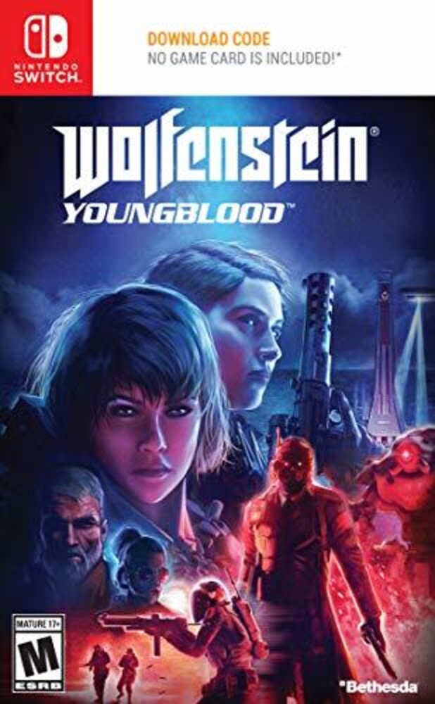 Swi Wolfenstein: Youngblood - Wolfenstein: Youngblood for Nintendo Switch