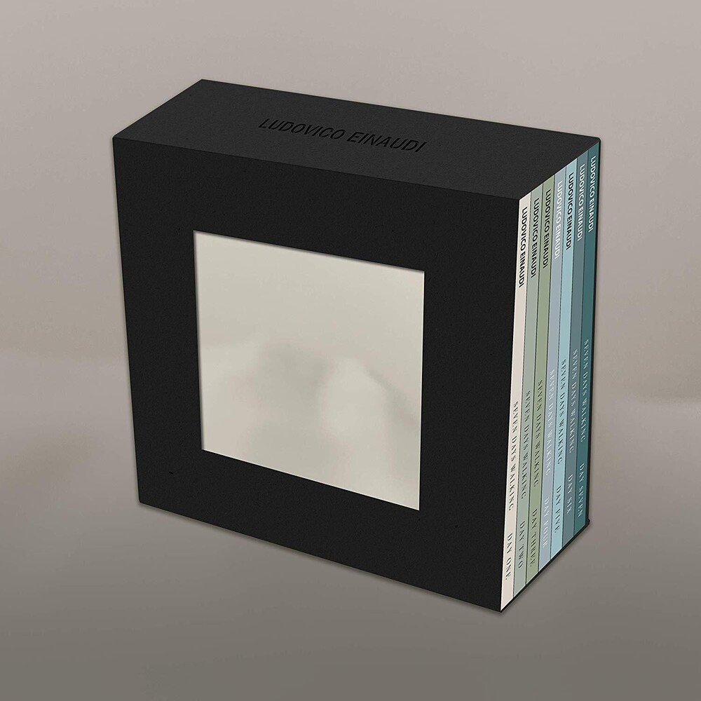 Ludovico Einaudi - Seven Days Walking [7 CD Box Set]