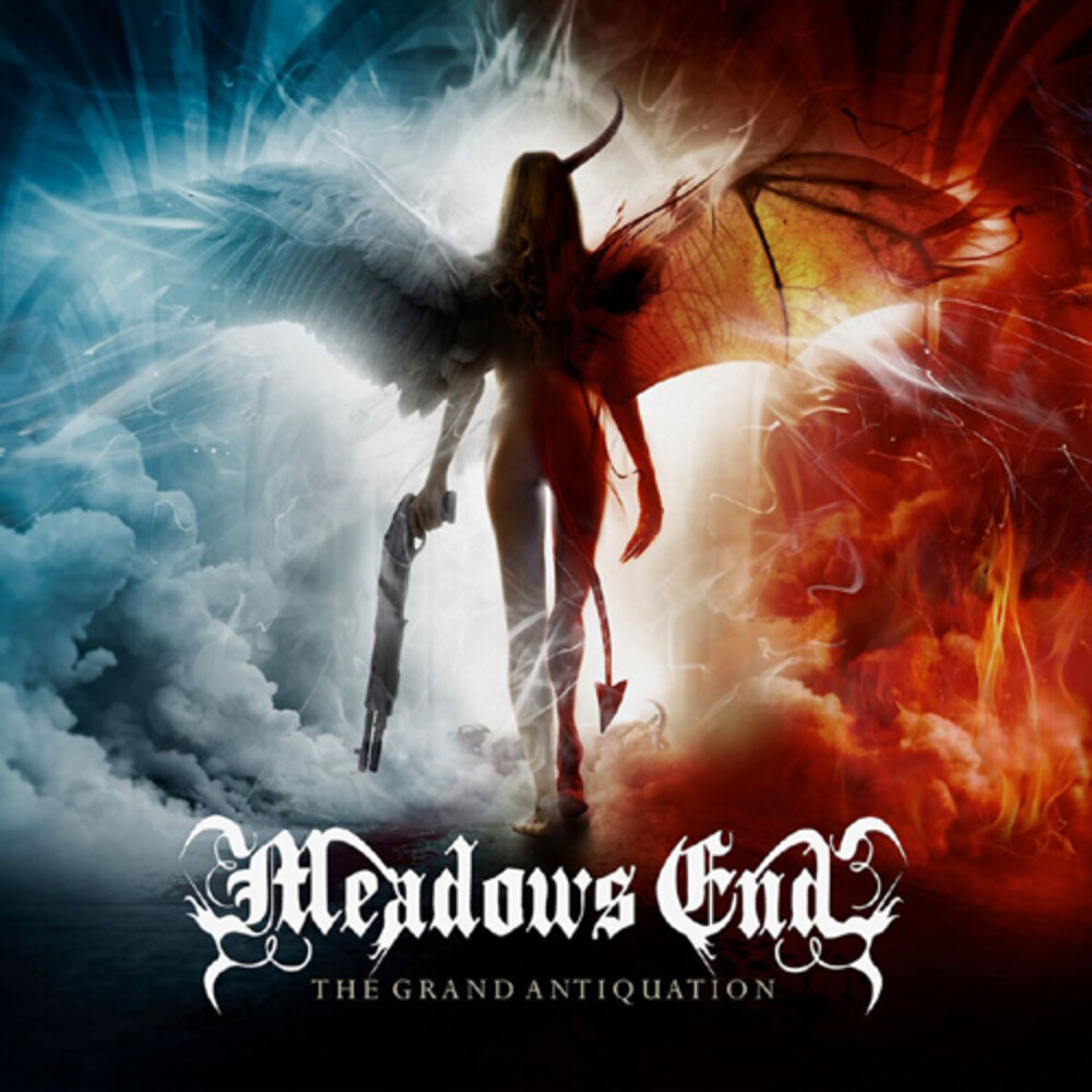 Meadows End - Grand Antiquation (Red Vinyl) [Colored Vinyl] (Red)