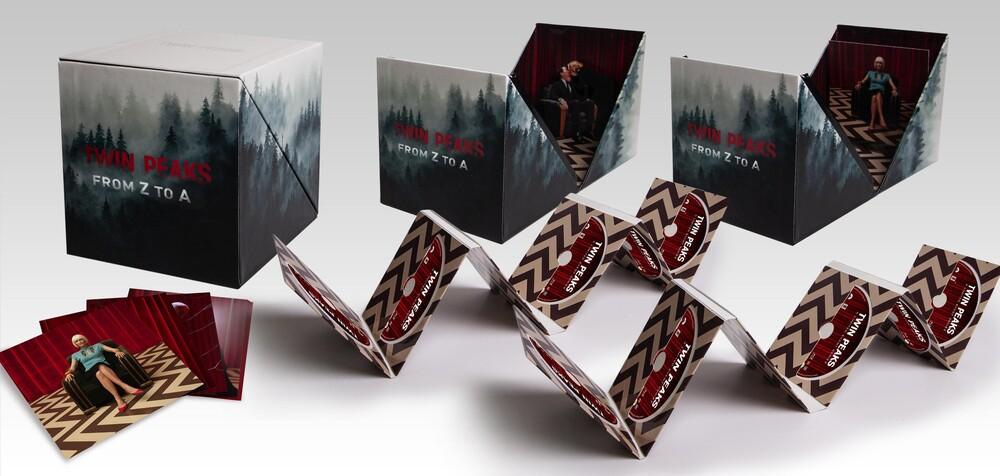 Twin Peaks: From Z to a - Twin Peaks: From Z To A (21pc) / (Box Full Ac3 Ws)