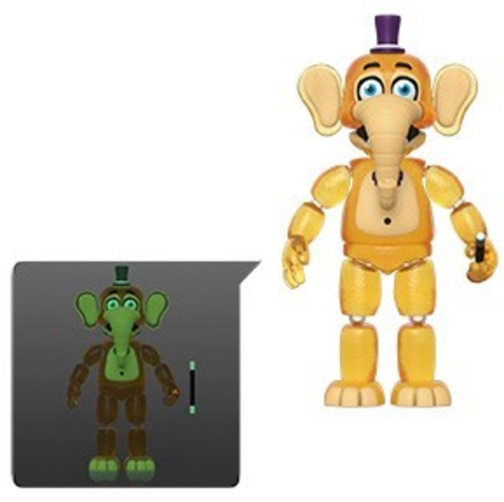 - FUNKO ACTION FIGURE: Five Nights at Freddy's Pizza Simulator - Orville Elephant