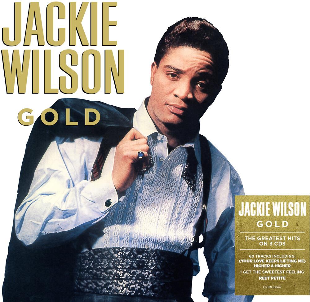 Jackie Wilson - Gold (Uk)