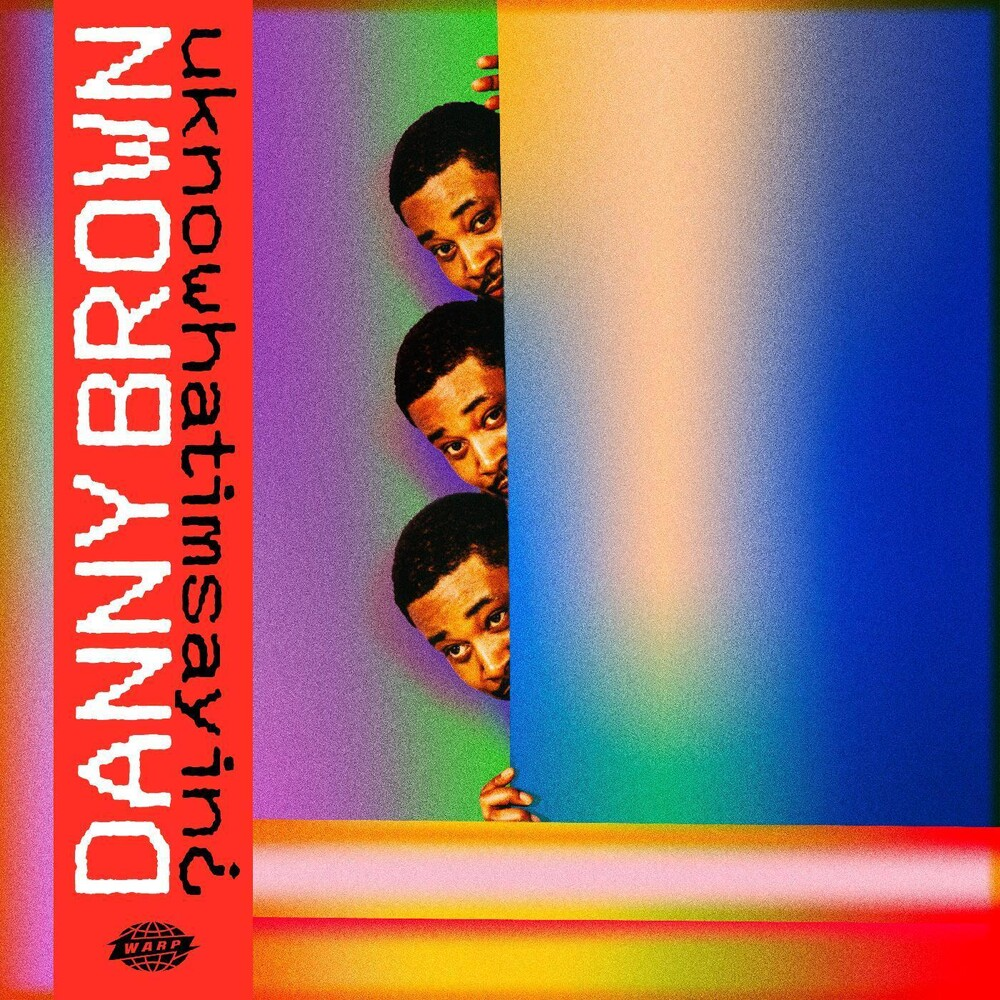 Danny Brown - uknowhatimsayin¿ [LP]