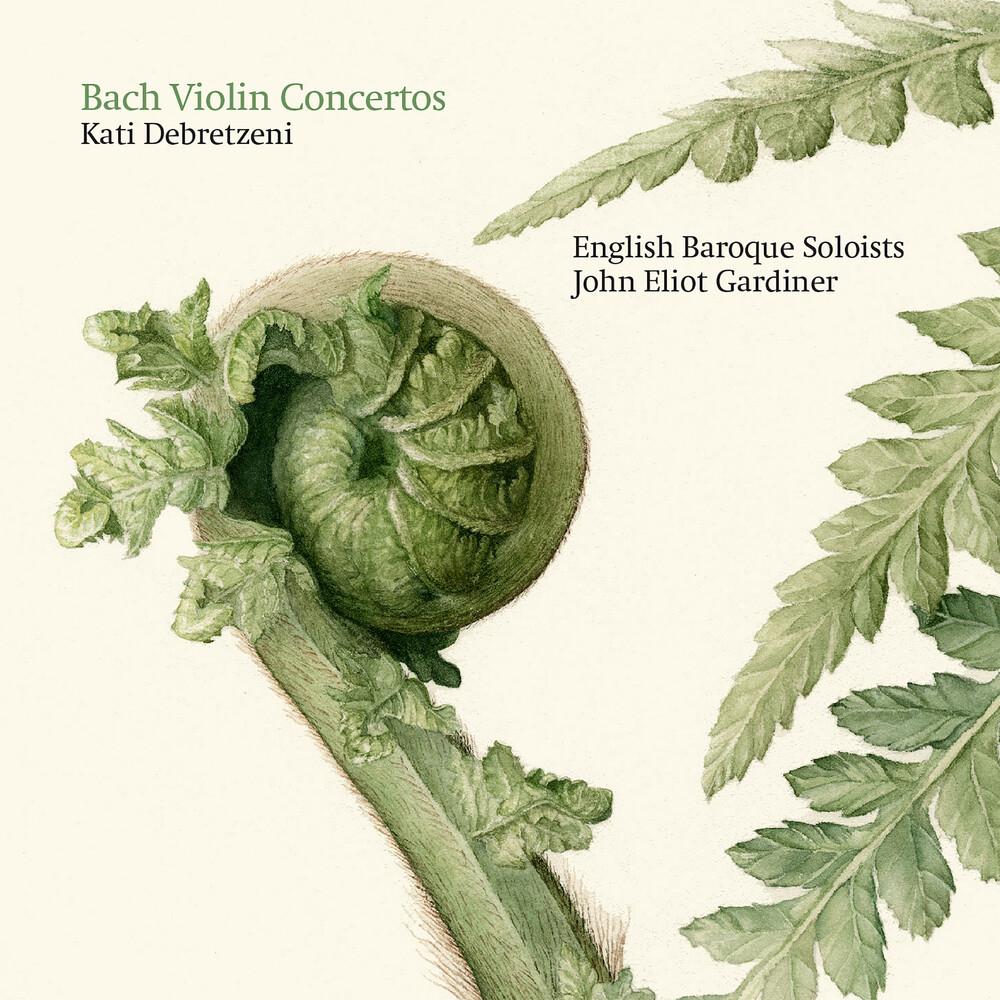 Kati Debretzeni - Violin Concertos