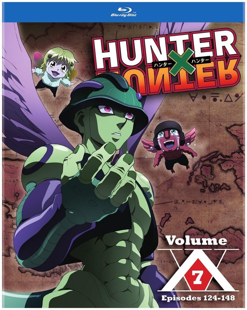 - Hunter X Hunter: Set 7