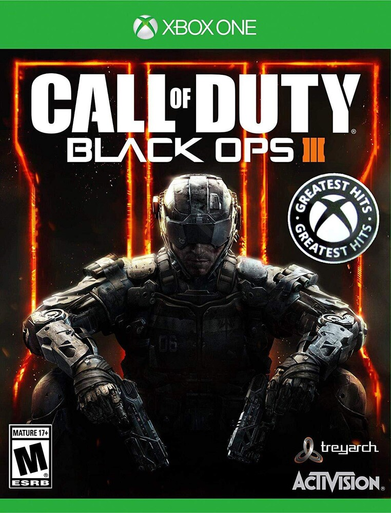 Xb1 Call of Duty: Black Ops 3 Greatest Hits - Call Of Duty: Black Ops 3 Greatest Hits