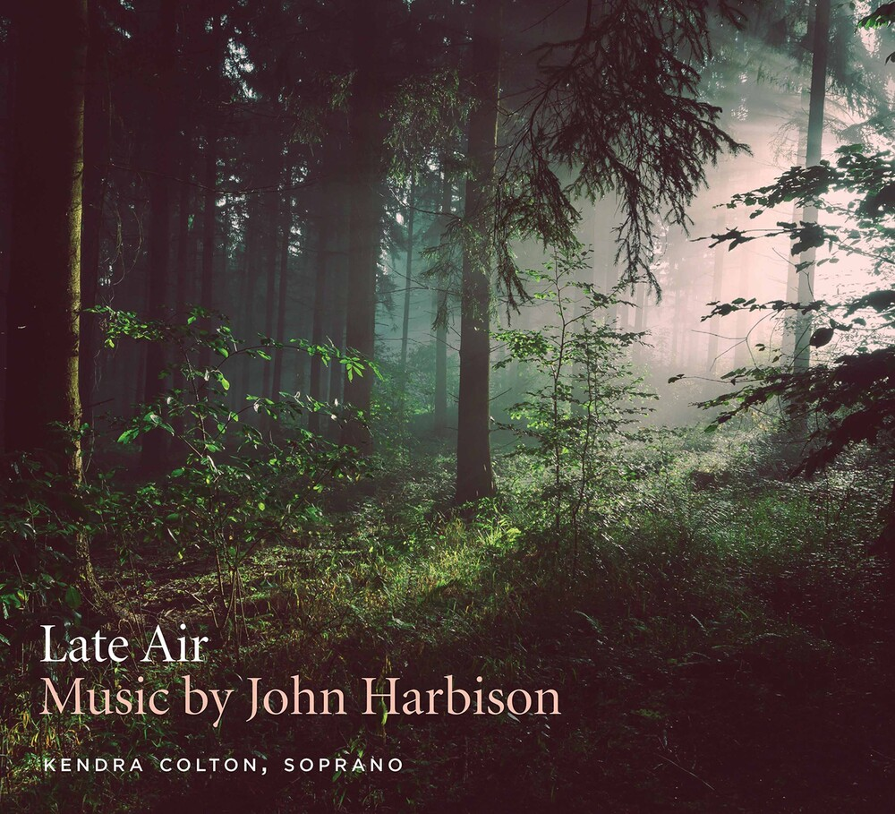 Kendra Colton - Late Air