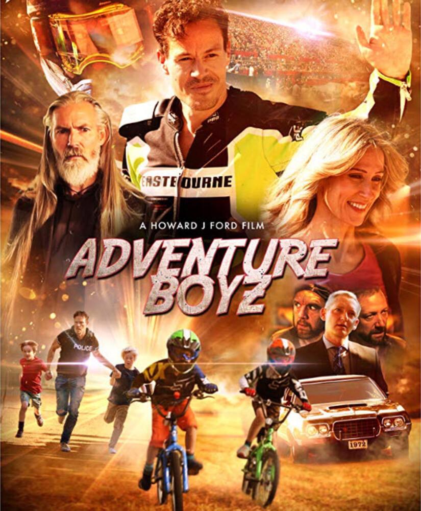 - Adventure Boyz
