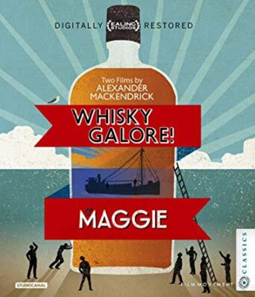 - Whisky Galore! / The Maggie