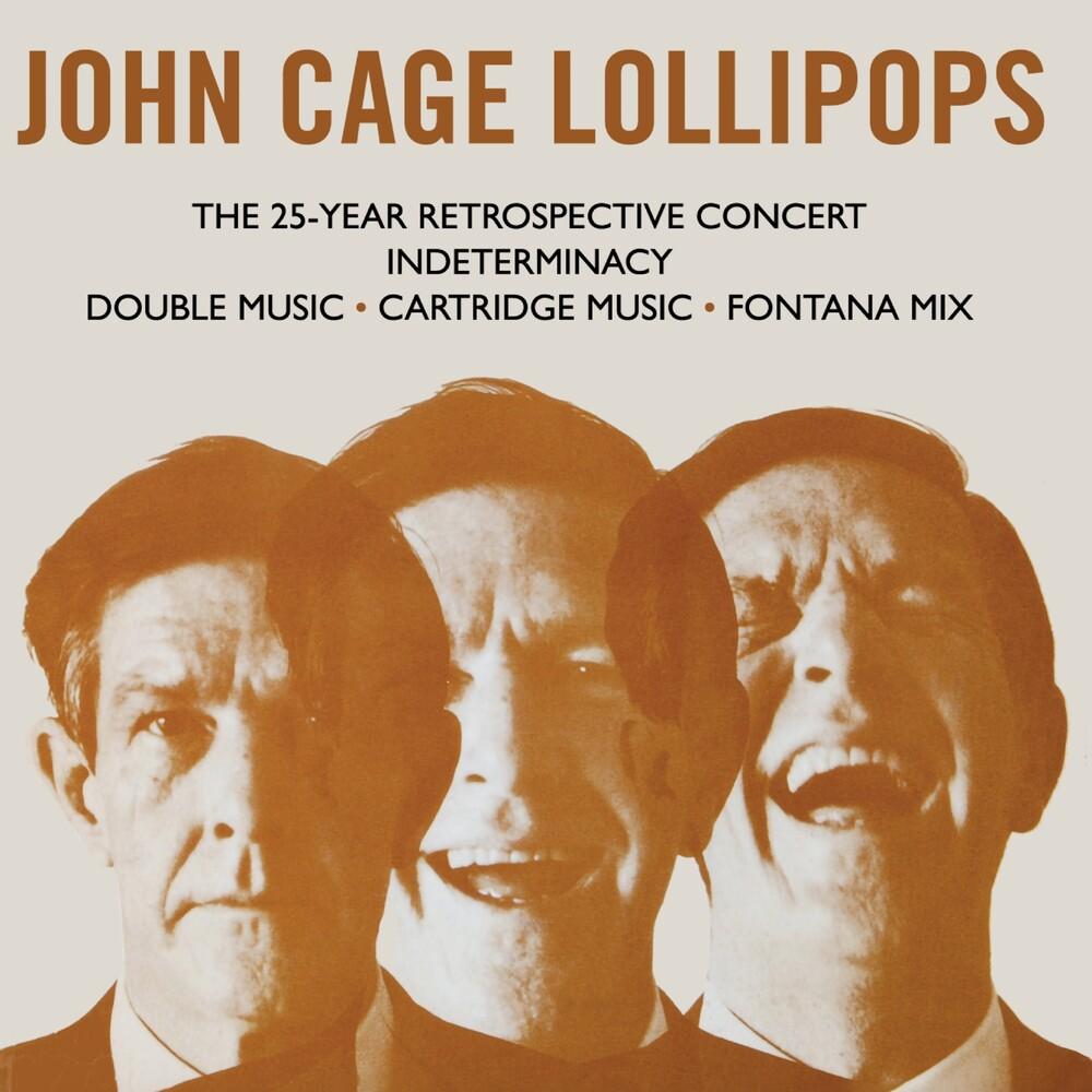 John Cage - Lollipops (Uk)