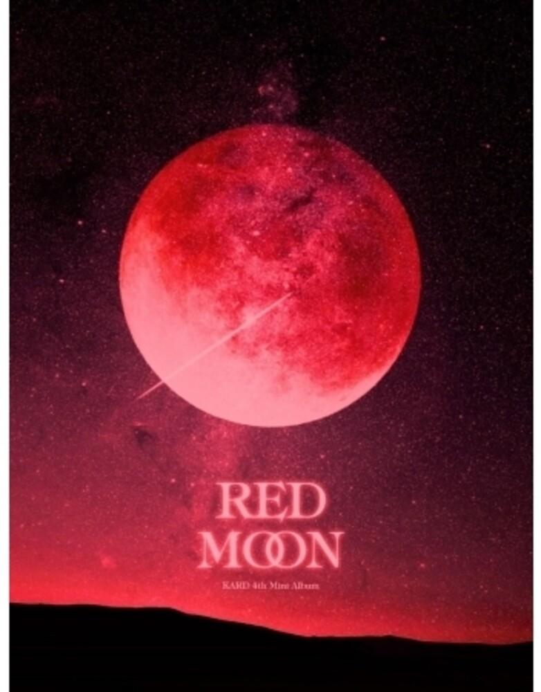 Kard - Red Moon (Post) (Phob) (Phot) (Asia)