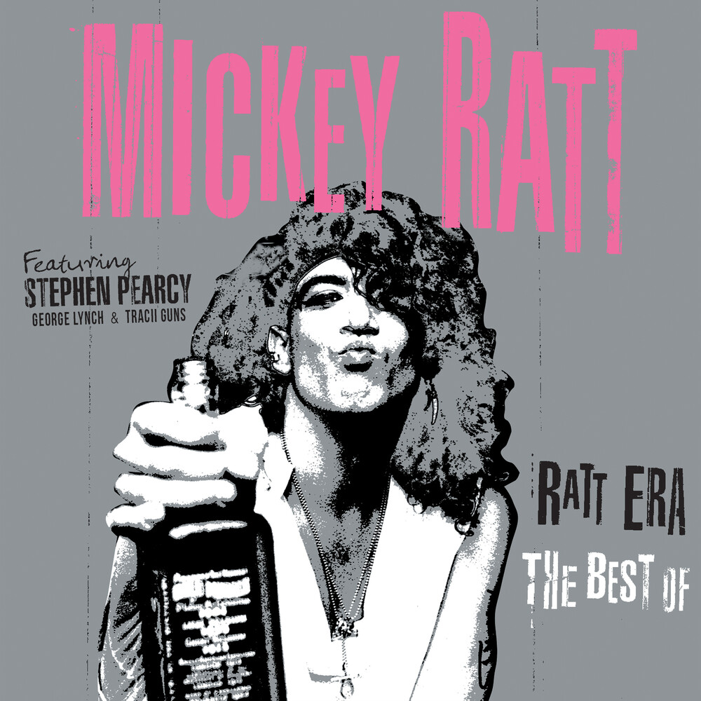 Mickey Ratt - Ratt Era - The Best Of (Pnk) (Slv)