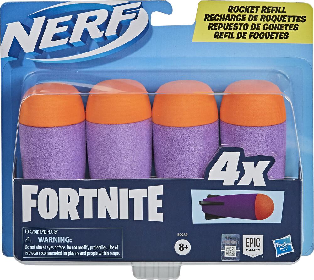 Nerf Fortnite - Hasbro - Nerf Fortnite Rocket Refill
