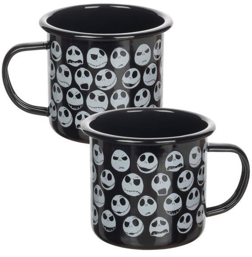Nightmare Before Christmas Stainless Travel Cup - Nightmare Before Christmas 14 Oz. Stainless Steel Travel Cup