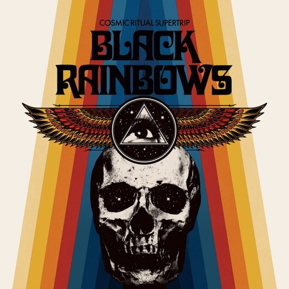 Black Rainbows - Cosmic Ritual Supertrip (Colv)