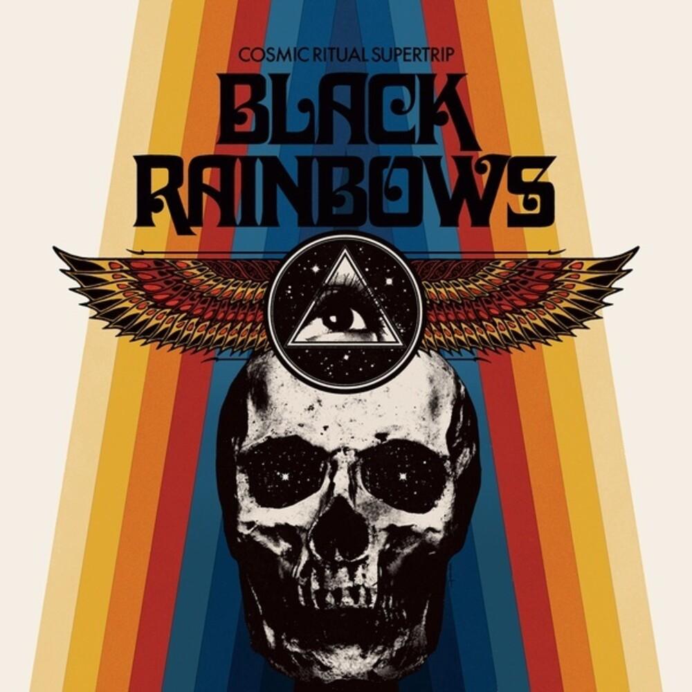 Black Rainbows - Cosmic Ritual Supertrip [Colored Vinyl]