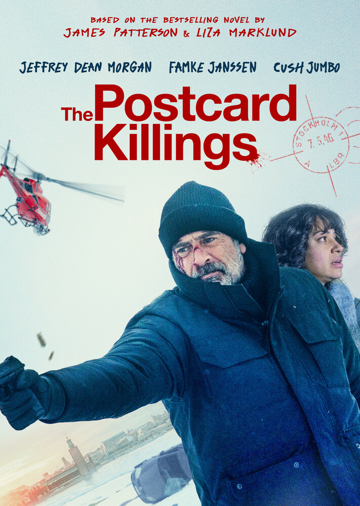 Postccard Killings - The Postcard Killings