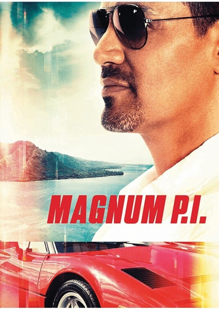Magnum Pi: Season Two - Magnum Pi: Season Two (5pc) / (Box Ac3 Amar Sub)