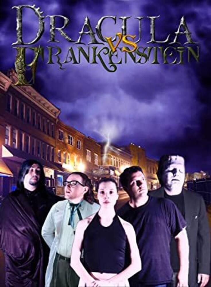 - Dracula Vs Frankenstein
