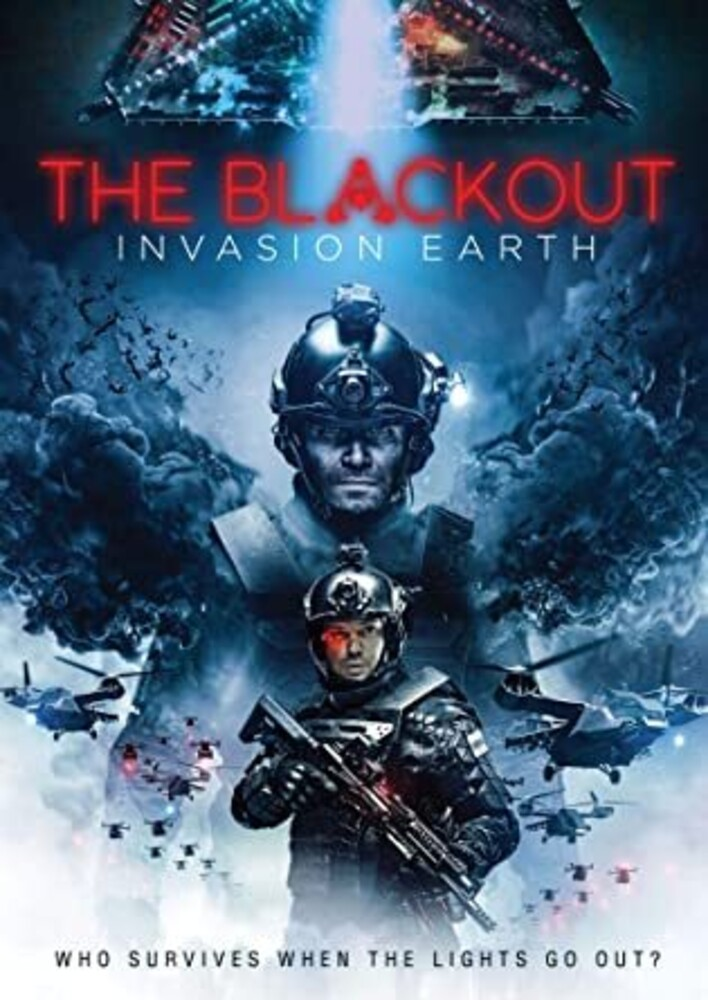- Blackout: Invasion Earth / (Ac3 Dol Ws)