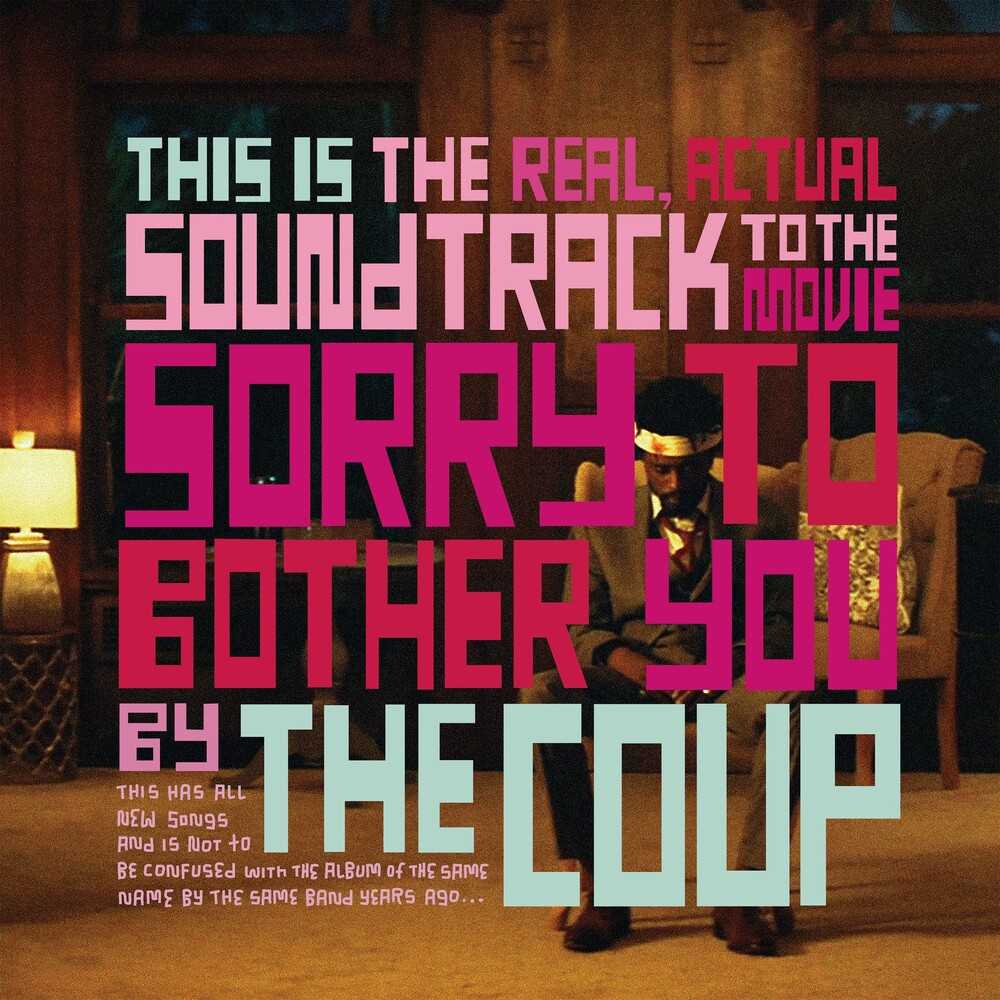 Coup Ogv Wht - Sorry To Bother You / O.S.T. [180 Gram] (Wht)