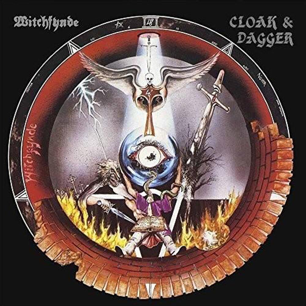 Witchfynde - Cloak & Dagger (Ltd)