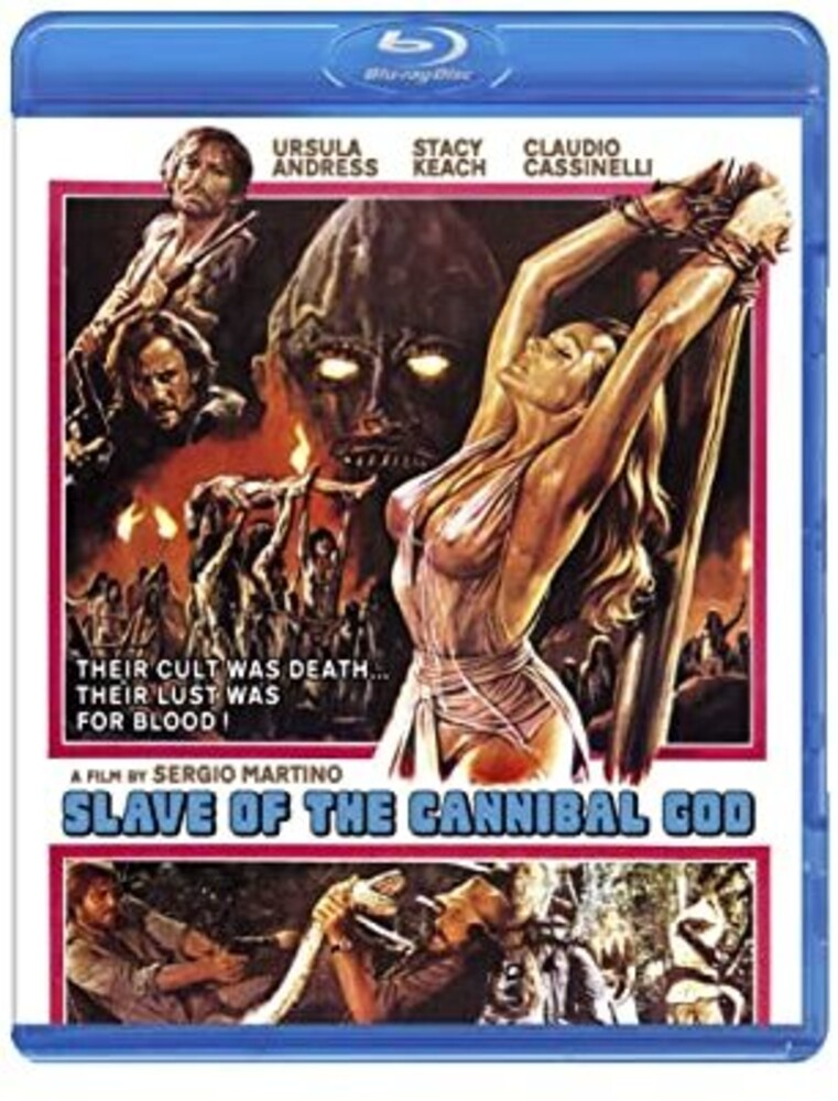 - Slave Of The Cannibal God (1978) / (Spec)
